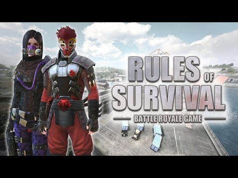 FIRST PERSON DUO! - Rules of Survival Livestream