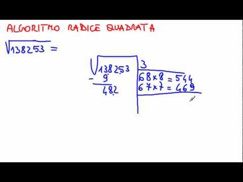 Radice cubica quando il numero non è un cubo perfetto   Pre-Algebra   Khan Academy from YouTube · Duration:  4 minutes 54 seconds