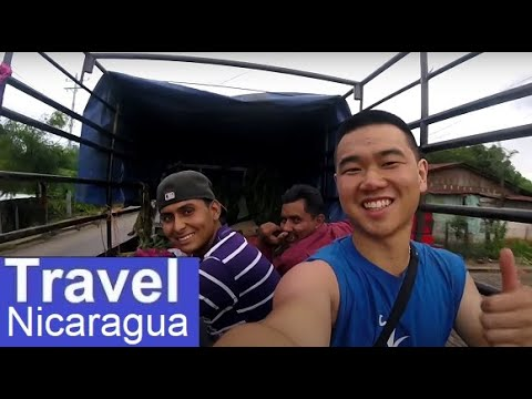 Travel around the World for Free #32 Hitchhiking Central America