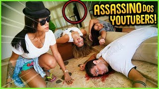ASSASSINOS YOUTUBERS [ REZENDE EVIL ]