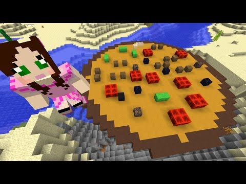 Thumbnail: Minecraft: GIANT PIZZA CHALLENGE [EPS9] [35]
