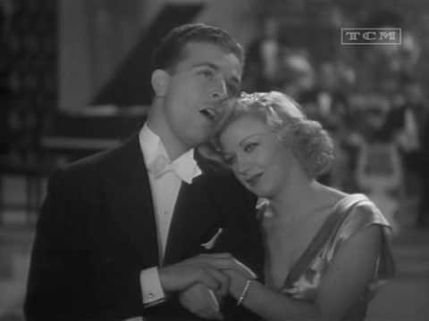 """Dick Powell Ginger Rogers """"I'll String Along With You"""""""