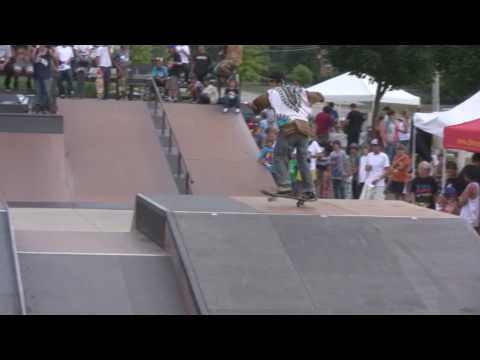 Grayslake IL 2009 SK8 Contest part 2 of 2 EXPERT Heats (HG10)