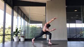 Clase de Vinyasa Yoga (torsiones)