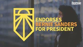 Sunrise Movement Endorses Bernie Sanders for President