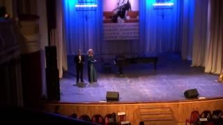 Концерт - V Международный конкурс камерного пения имени Георгия Свиридова