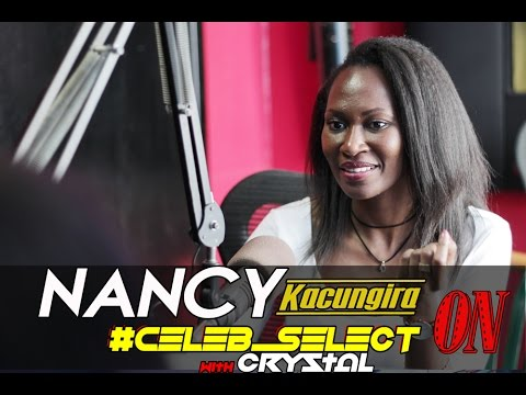 NANCY KACUNGIRA ON CELEB SELECT WITH CRYSTAL [ 25th FEB 2017 ]
