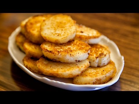 Polish Style Potatoes – Ziemniaki po Polsku – Ania's Polish Food Recipe #23
