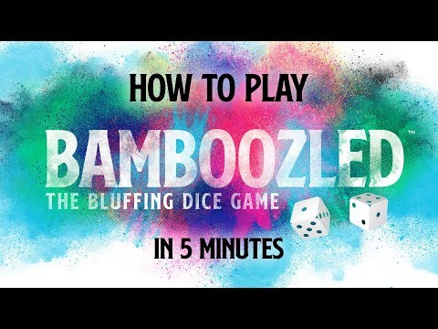 How To Play BAMBOOZLED