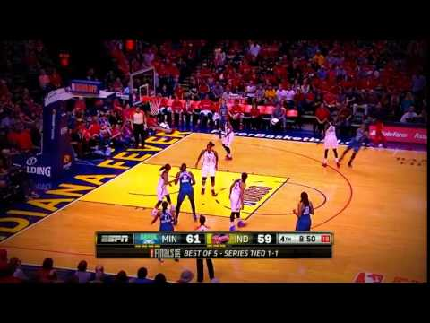 Maya Moore Offensive Highlights (female Lebron James)