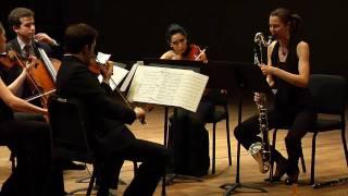 Ensemble ACJW Performs David Bruce's