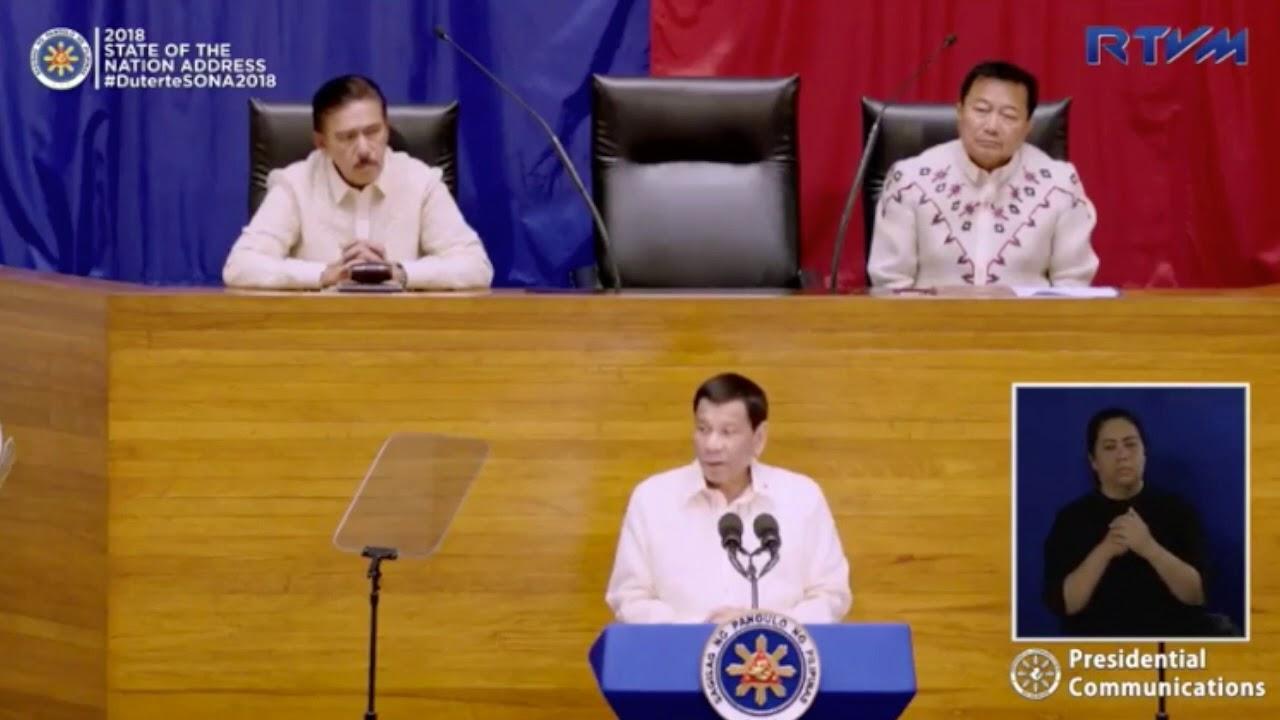 Duterte: Fight vs drugs, corruption, criminality has 'gotten