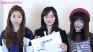 Recorded on 13/12/08 二海堂華恋,恵中瞳,長谷麻月子のもっとファッショ...
