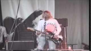 Gambar cover Nirvana - Smells Like Teen Spirit - Germany 1991