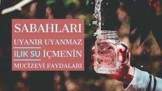 Sabahları Uyanır Uyanmaz Ilık Su İçmenin Mucizevi Faydaları