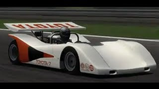 【GT5】 トヨタ 7 レースカー '70 【DEMO】