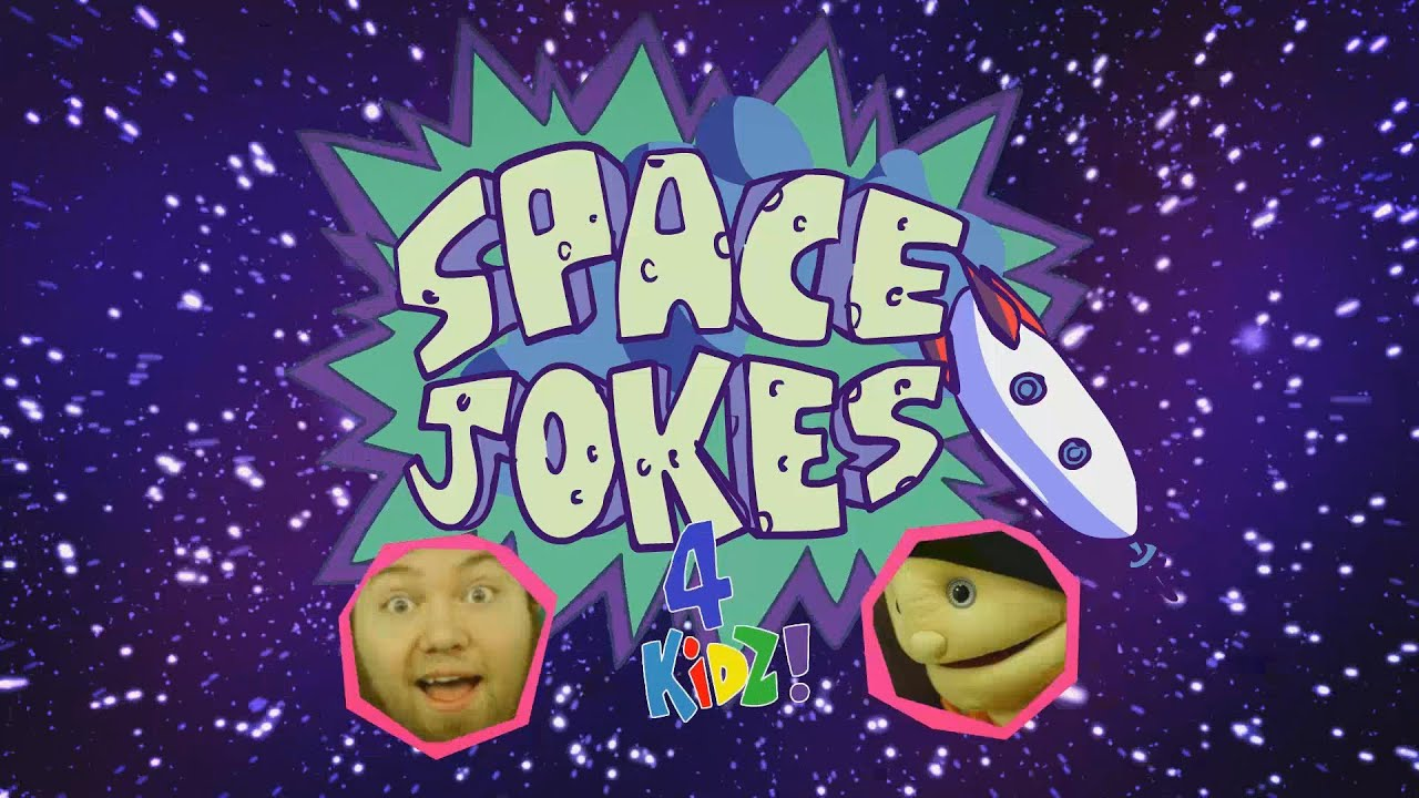 Cool Show: Space Jokes! - YouTube