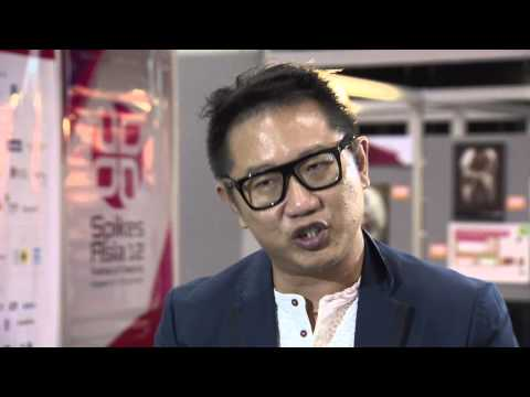 Spikes Asia 2012: Calvin Soh - Who Are More Creative, Brands or Consumers?