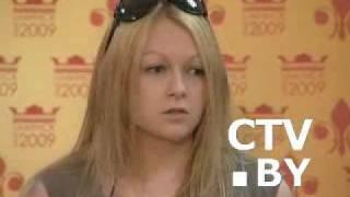 Мисс Минск - 2009. Кастинг. Девушка против абортов(Смотрите все видео и фото с кастингов конкурса