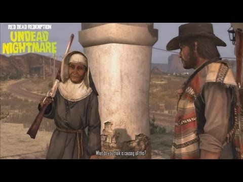 Mother Superior Blues - Undead Nightmare Mission #6