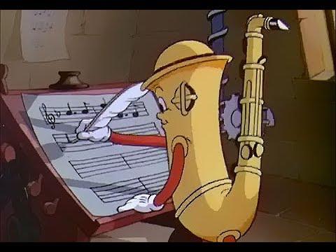 Walt Disney Silly Symphony - Music Land (1935)