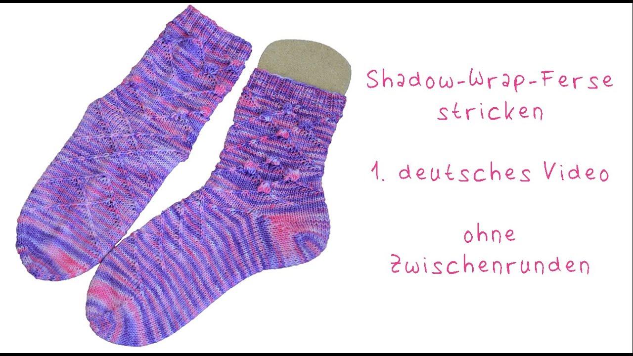 Shadow Wrap Ferse Ohne Löcher Auf Deutsch Youtube