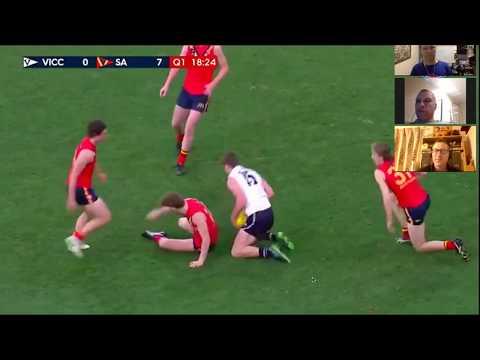 3 Dingoes AFL Draft Aftermath 24Nov2017 Anthony Dukes Anthony Walsh Ross Duncan