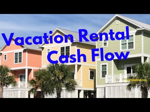 Airbnb VRBO Vacation Rental Cash Flow