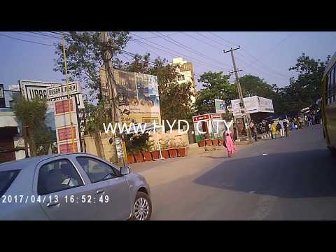 Miyapur Area Video Hyderabad India