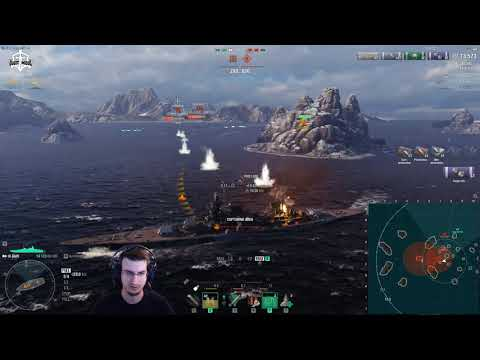 World Of Warships - Agir Was A VERY Good Pick For This Ranked Sprint Season