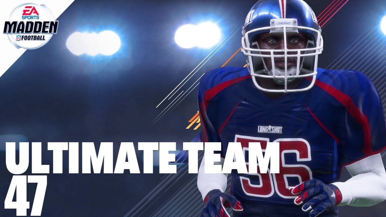 Madden 18 Ultimate Team - 99 Overall Lawrence Taylor Ep.47