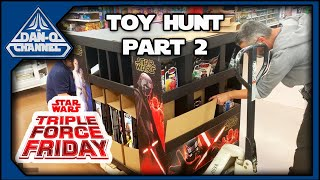 Star Wars #TripleForceFriday Toy Hunt Part 2