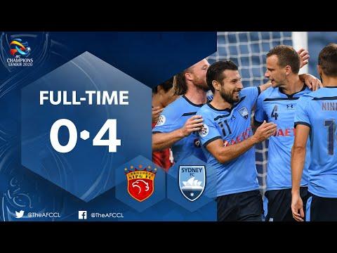 Shanghai SIPG Sydney Goals And Highlights