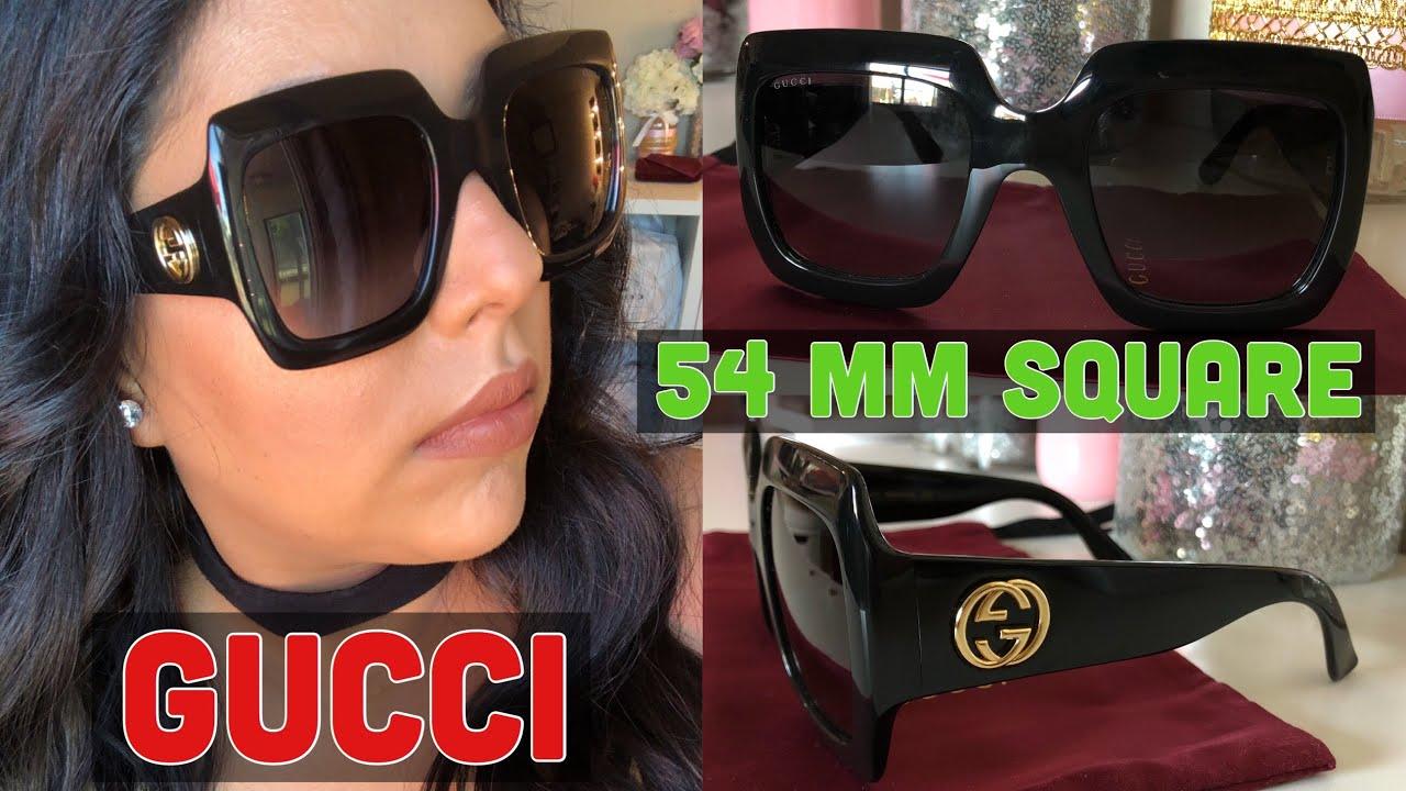 eedda33bfd Unboxing  Gucci Sunglasses