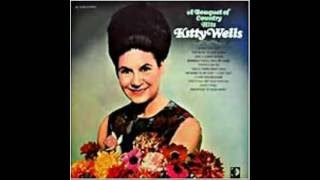 Watch Kitty Wells Once video