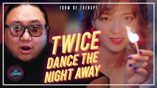 "Producer Reacts to Twice ""Dance The Night Away"""