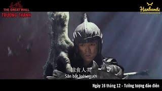 Video [Vietsub] The Great Wall - Trailer 2 download MP3, 3GP, MP4, WEBM, AVI, FLV Mei 2018