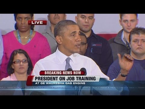 Obama: College degree not needed for a good career
