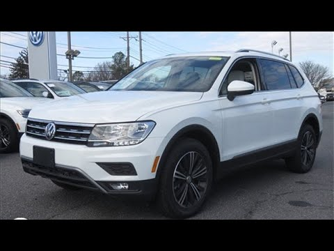2019 Volkswagen Tiguan Baltimore MD Parkville, MD #O9004581 - SOLD