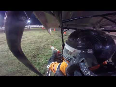 #67 Bakersfield Speedway Open Outlaw A-main wreck 8-10-19