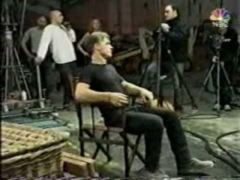 Gary Barlow making of love wont wait