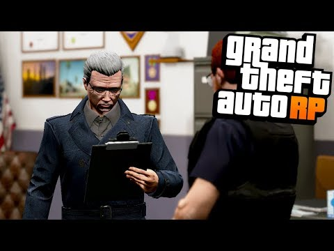 GTA Roleplay | ConflictRP #4 | CHIEF OF POLICE