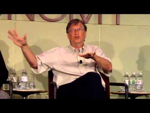 online associates degree Bill Gates