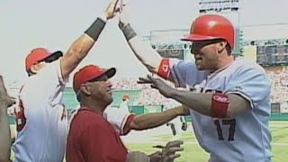 2002ALDS Gm4: Angels rally for eight runs in the 5th