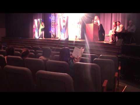 Poudre High School Scholarship Celebration 2016 part 1