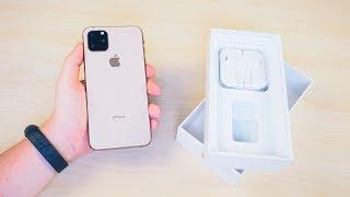 Купил iPhone 11 за 120$ - За МЕСЯЦ до выхода! ЭТА китайская ДИЧЬ не работает..