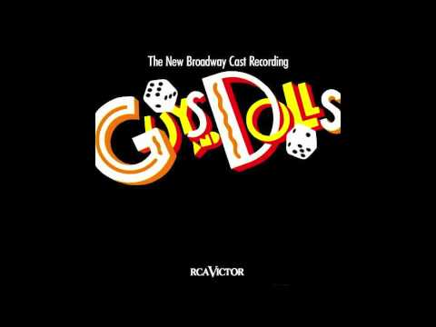 Guys and Dolls - I've Never Been in Love Before music