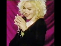 watch he video of Madonna - Sooner Or Later - Hanky Panky - Now I'm Following You - Blond Ambition Tour - Barcelona