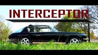 Jensen Interceptor Mkiii 1971 - Test drive in top gear - Engine sound   SCC TV