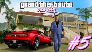 GTA: Vice City Walkthrough - Emekli Albay Mayışı - Bölüm 5